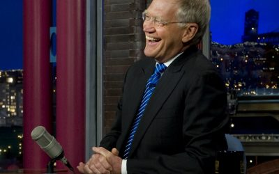David Letterman's WOW Factor – His Legacy